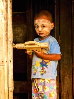Ayerwady, Burma